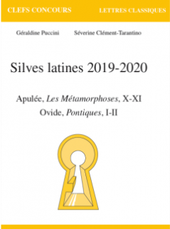 2019 : Silves latines, Apulée, Ovide, 2019-2020